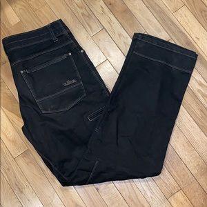 Kuhl pants bottom jeans shorts jacket shirt top